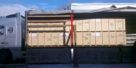 Пополнение складских запасов OSB-3 производства «Кроно-Украина»! - фото на сайте SISU