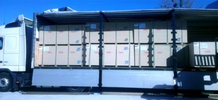 Новые поставки ОСП плиты от завода «Кроно-Украина»! - фото на сайте SISU