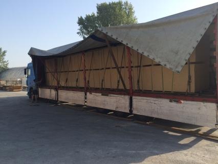 Пополнение складских запасов OSB 10х1250х2500мм «Кроно-Украина»! - фото на сайте SISU