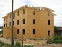 Дома из OSB панелей