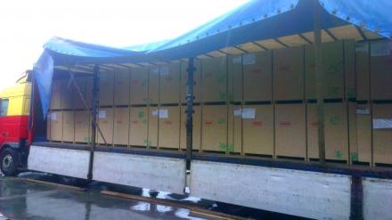 Пополнение складских запасов OSB-3 производства Украины! - фото на сайте SISU