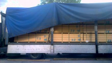 OSB  9х1250х2800мм производства Беларусь! - фото на сайте SISU