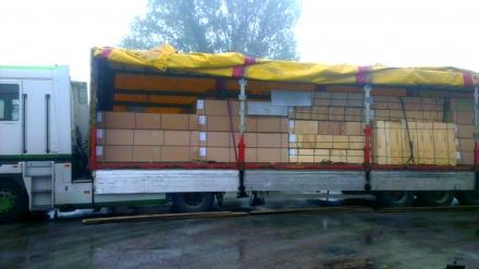 Новые поставки фанеры производства Белоруссии - фото на сайте SISU