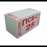 Пенопласт ПСБ-С-25 - 1000х500х100 мм (6шт/упаков.)