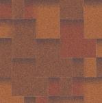 """Синай (красный + коричневый + антик) """"Акцент"""" - фото на сайте SISU"""
