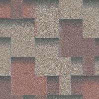 """Кедровый (красный + серый + коричневая тень) """"Акцент"""" - фото на сайте SISU"""