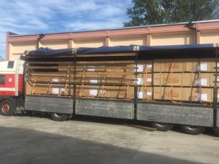 Пополнение складских запасов фанеры производства Латвии! - фото на сайте SISU