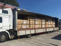 Пополнение складских запасов производства Латвии!