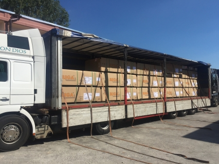 Пополнение складских запасов производства Латвии! - фото на сайте SISU