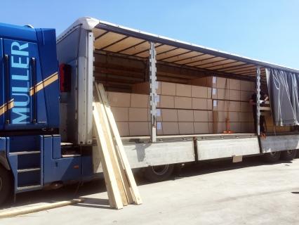 Пополнение складских запасов опалубочной фанеры! - фото на сайте SISU