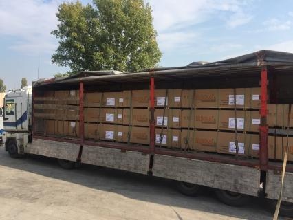 Пополнение складских запасов фанеры производства Latvijas Finieris! - фото на сайте SISU