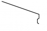 Карнизная планка КП-1/КП-2 - фото 1 на сайте SISU