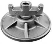 Суперплита (барашкова гайка) - фото на сайте SISU